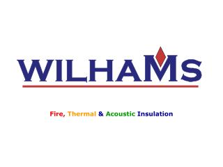 Fire,  Thermal  &  Acoustic  Insulation