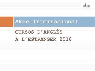 Akoe Internacional
