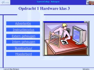 Opdracht 1 Hardware klas 3