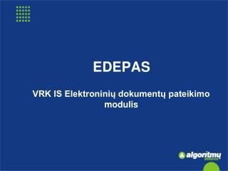 EDEPAS