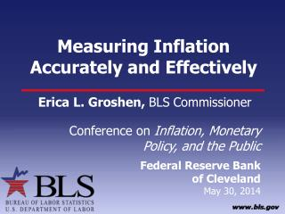 Measuring Inflation Accurately and Effectively