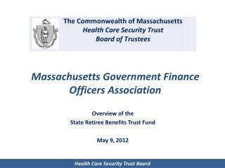 Massachusetts Government Finance Officers Association