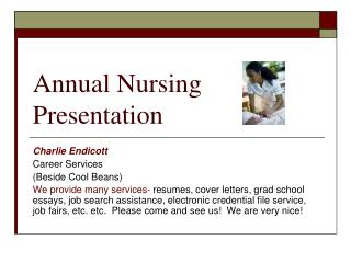 Annual Nursing Presentation