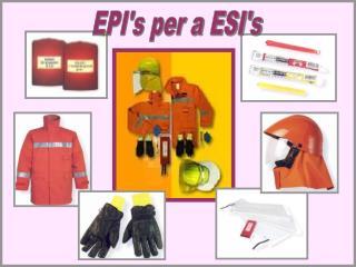 EPI's per a ESI's