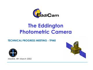 The Eddington Photometric Camera