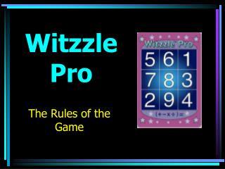 Witzzle Pro