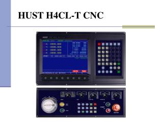 HUST H4CL-T CNC