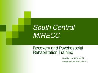 South Central MIRECC
