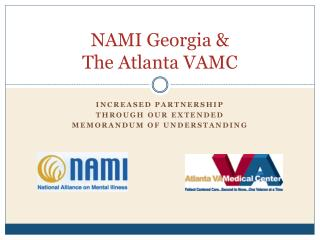 NAMI Georgia &  The Atlanta VAMC