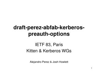 draft-perez-abfab-kerberos-preauth-options