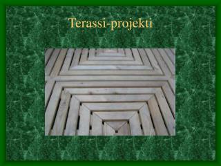 Terassi-projekti