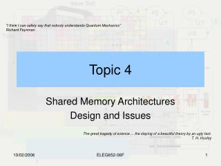 Topic 4