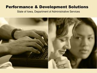 Performance  Development Solutions