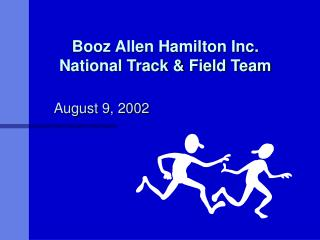 Booz Allen Hamilton Inc. National Track & Field Team