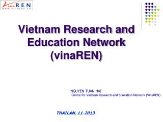 Vietnam Research and Education Network (vinaREN)