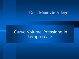 Dott. Maurizio Allegri