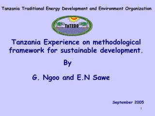 Tanzania Traditional Energy Development and Environment Organization