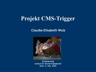 Projekt CMS-Trigger