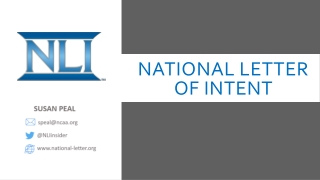 National-letter