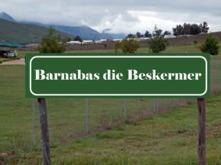 Barnabas die Beskermer