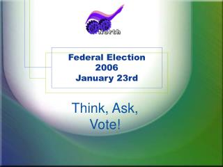 Federal Election 2006 January 23rd