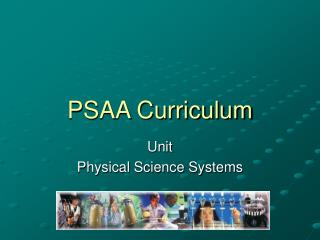 PSAA Curriculum