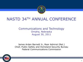 NASTD 34 TH  ANNUAL CONFERENCE