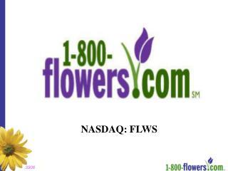 NASDAQ: FLWS