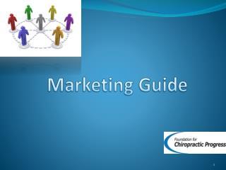 Marketing Guide