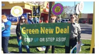 Green New Deal  Green Infrastructure
