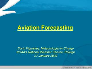 Aviation Forecasting