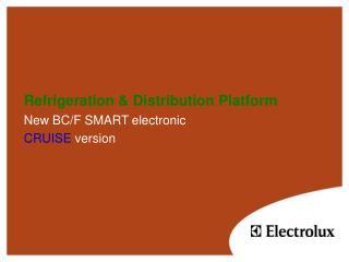 Refrigeration & Distribution Platform