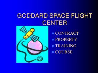GODDARD SPACE FLIGHT CENTER