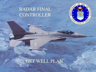 RADAR FINAL  CONTROLLER