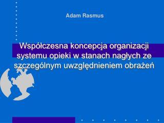 Adam Rasmus