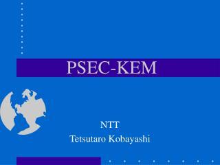 PSEC-KEM