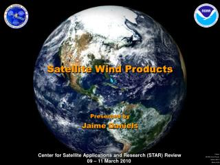 Satellite Wind Products