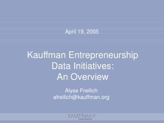 April 19, 2005
