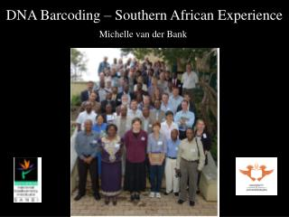 DNA Barcoding – Southern African Experience