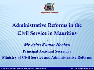 Republic of Mauritius