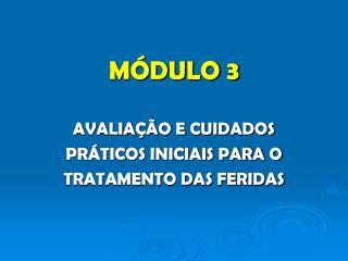 M DULO 3