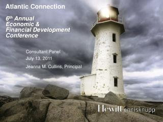 Atlantic Connection 6 th  Annual  Economic & Financial Development Conference