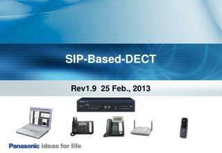 SIP-Based-DECT