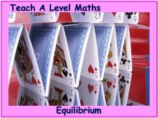 Teach A Level Maths
