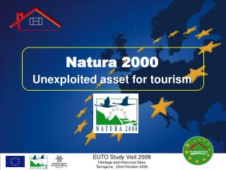 Natura 2000 Unexploited asset for tourism
