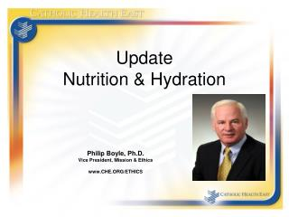 Update   Nutrition & Hydration