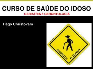 CURSO DE SAÚDE DO IDOSO