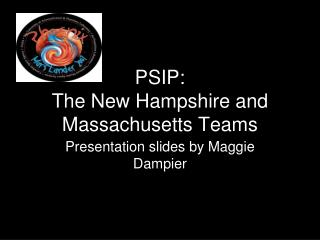 PSIP: The New Hampshire and Massachusetts Teams