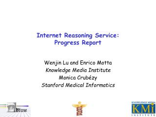 Internet Reasoning Service: Progress Report