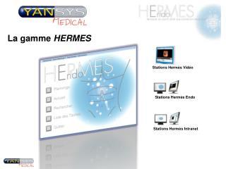 La gamme  HERMES